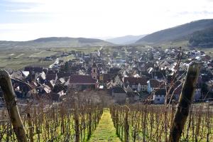 Alsace Town Riquewihr